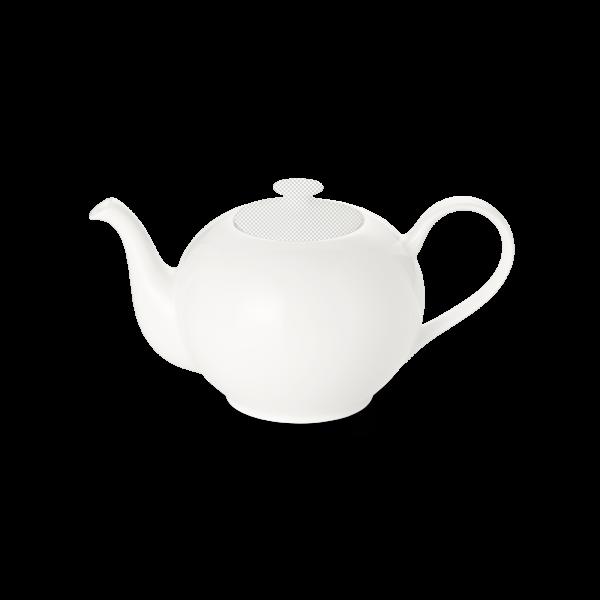 Teekanne ohne deckel 0,40 l weiss