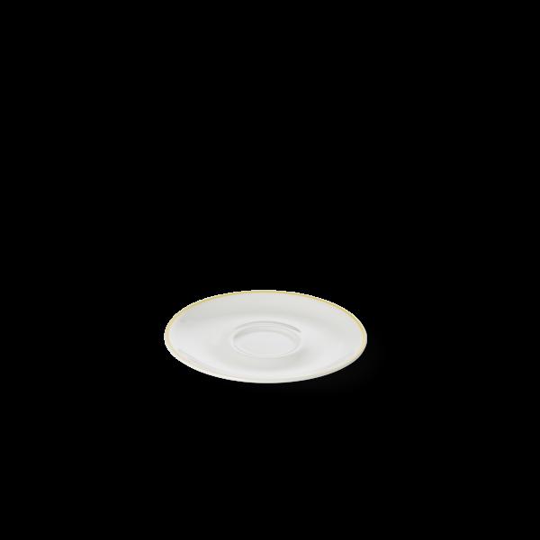 Espresso Untertasse Gelb (11,3cm)