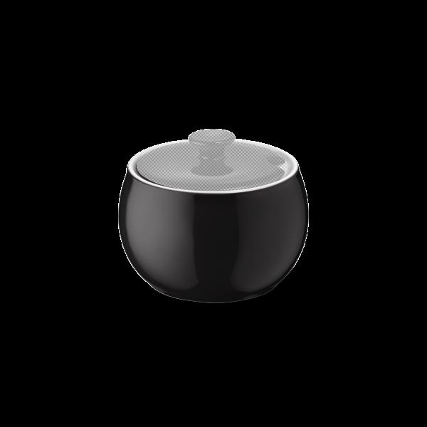 Zuckerdose ohne Deckel Schwarz (0,3l)