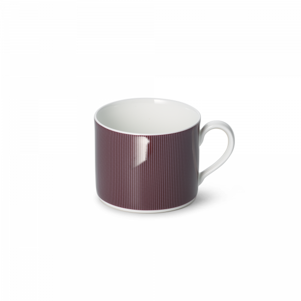 Kaffeetasse Zyl. Bordeaux (0,25l)
