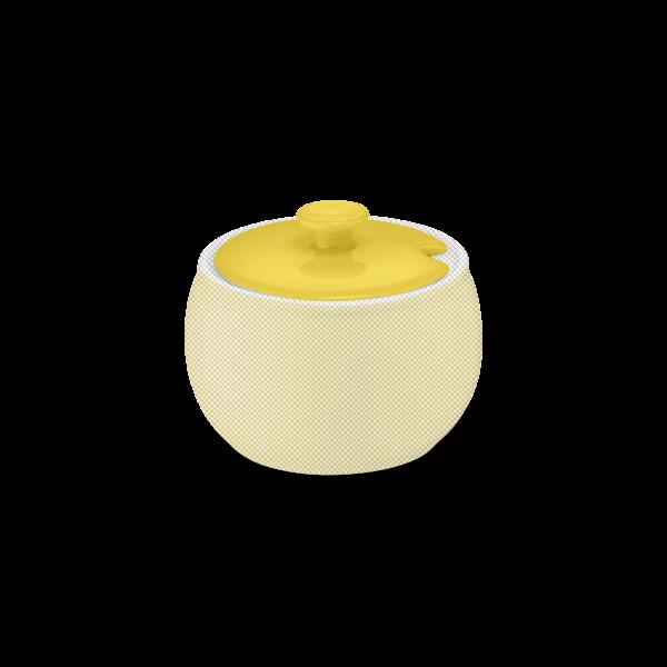 Lid for sugar bowl Yellow