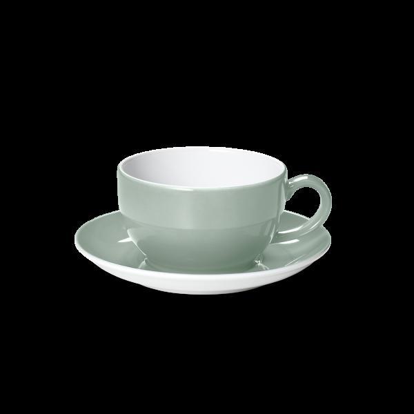 Set Cappuccinotasse Salbei (0,3l)