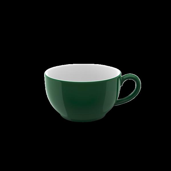 Cappuccino Obertasse Tannengrün (0,3l)