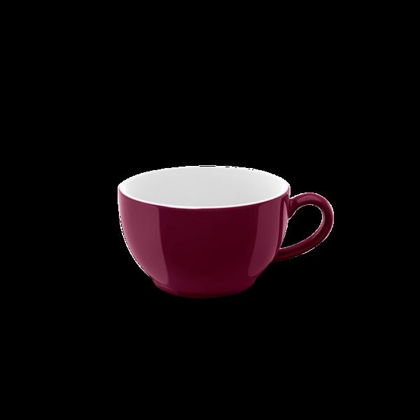 Kaffee/Tee Obertasse Bordeaux (0,25l)