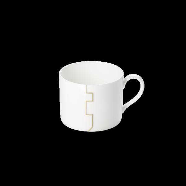 Kaffeetasse Zyl. Gold (0,25l)