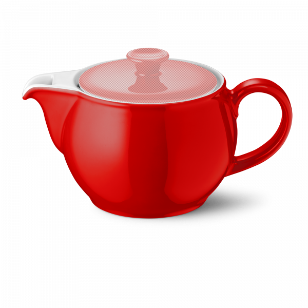 base of teapot Bright Red (1,1l)