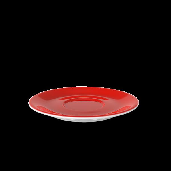 Jumbo saucer Bright Red (19,5cm)