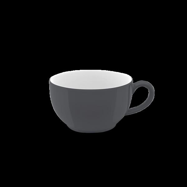 Cappuccino Obertasse Anthrazit (0,3l)