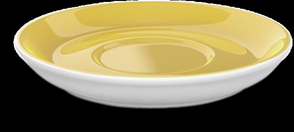 Espresso Untertasse Sonnengelb (11cm)