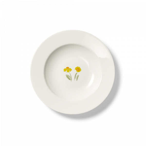 Suppenteller Gelb (23cm)