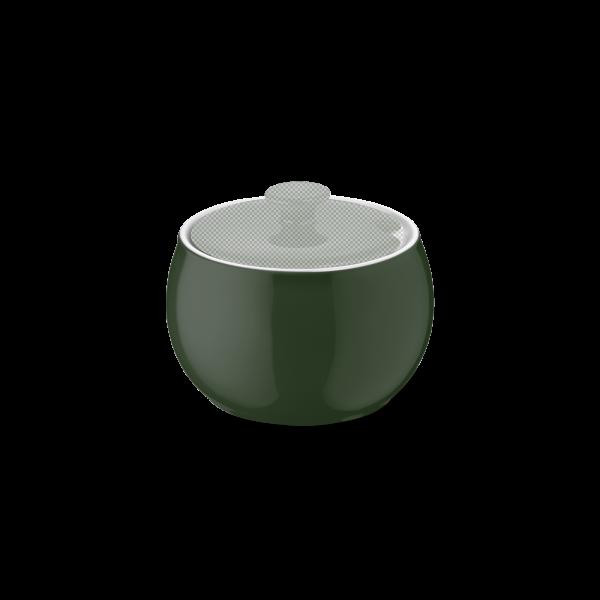 Sugar bowl without lid Dark Olive Green (0,3l)