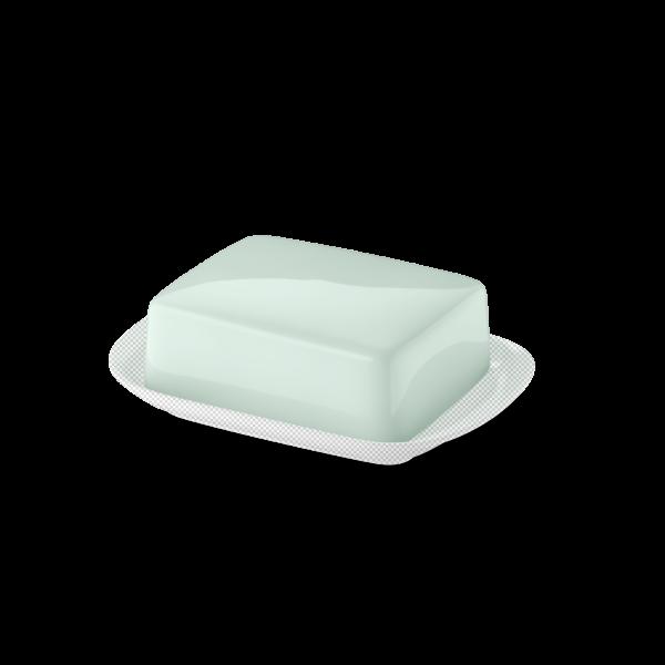 Butterdose Oberteil Mint