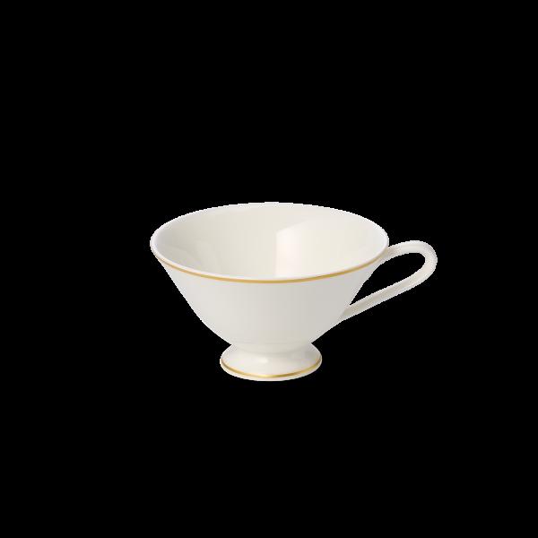 Kaffee/Tee Obertasse Gold (0,2l)
