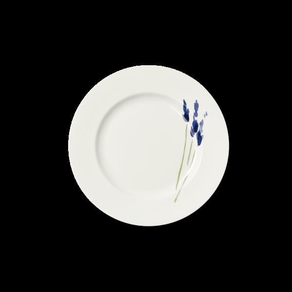 Dessert Plate Blue (21cm)