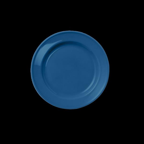 Dessertteller Pazifikblau (19cm)