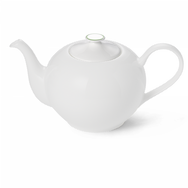 Lid of teapot 1,30 l green