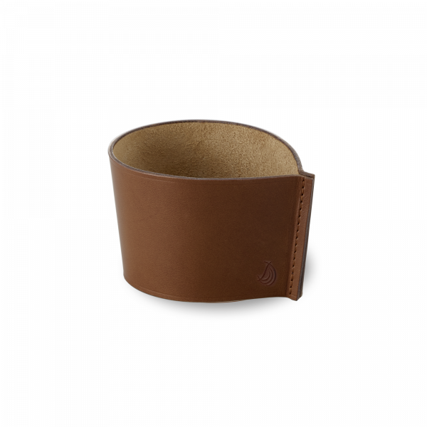 Banderole Coffee-To-Go Braun