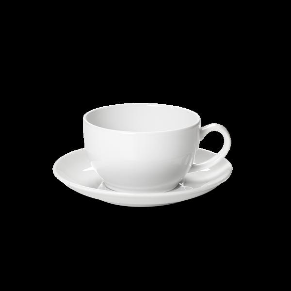 Set Cappuccinotasse Weiß (0,3l)