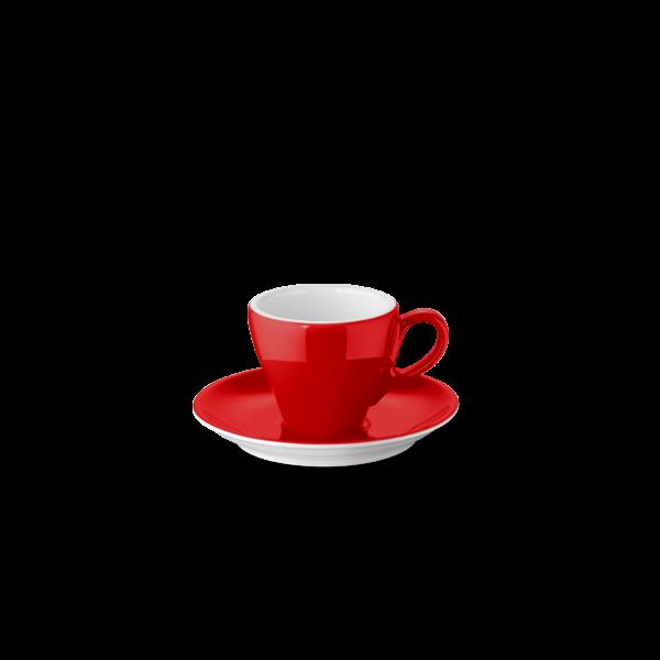 Set Espresso cup Bright Red (0,09l)