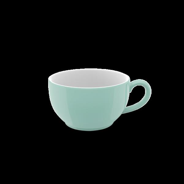 Cappuccino Obertasse Türkis (0,3l)