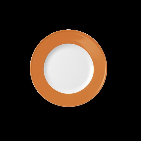 Dessert Plate Orange (19cm)