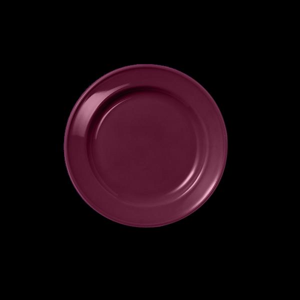 Dessertteller Volldekor Bordeaux (19cm)