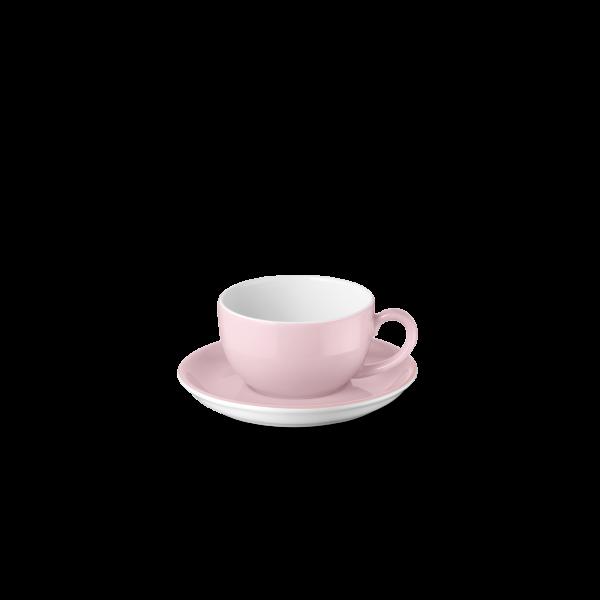 Set Espressotasse Zartrosa (0,1l)