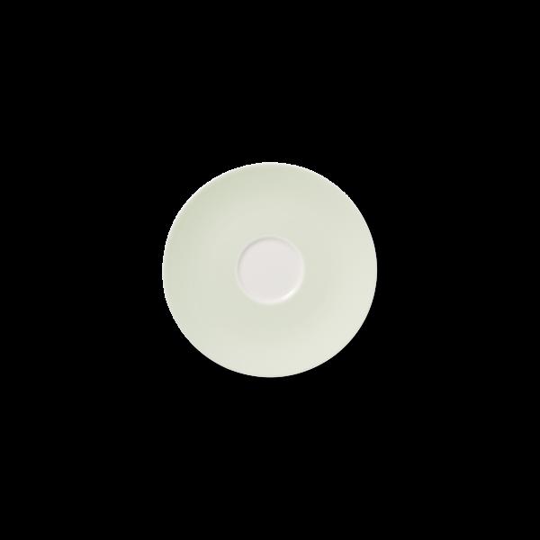 Coffee saucer Mint (16cm; 0,25l)