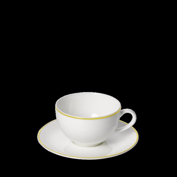 Espresso Untertasse (11,3cm) Gelb