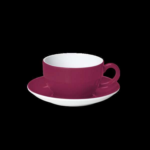 Set Cappuccinotasse Himbeere (0,3l)