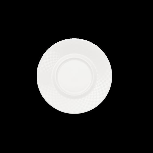 Espresso Untertasse (Squares) (12cm)