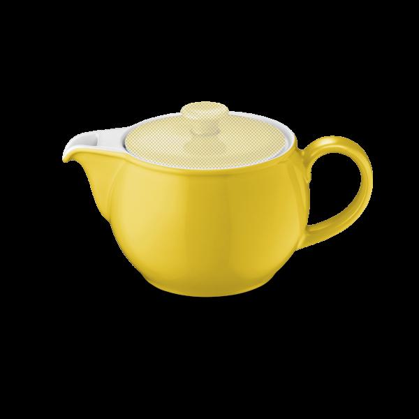Teekanne Unterteil Sonnengelb (0,8l)