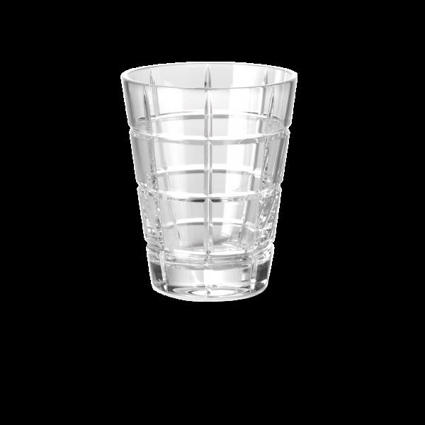 Glas 0,33 l klar squares