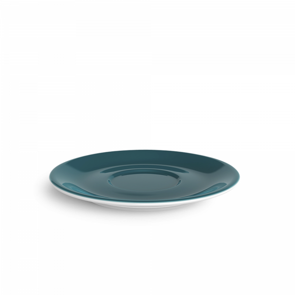 Jumbo Untertasse Petrol (19,5cm; 0,6l)
