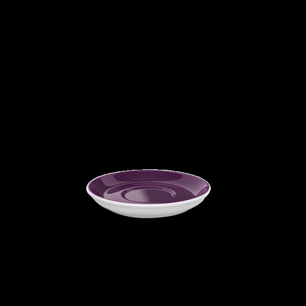 Espresso Untertasse Pflaume (11cm)