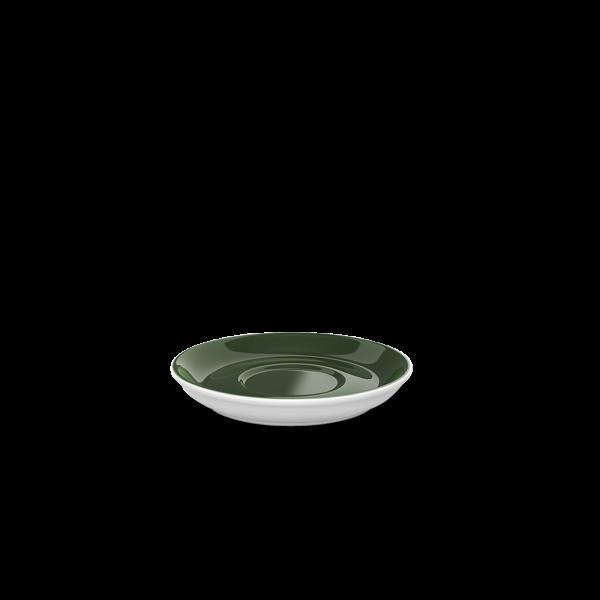 Espresso Untertasse Russischgrün (11cm)
