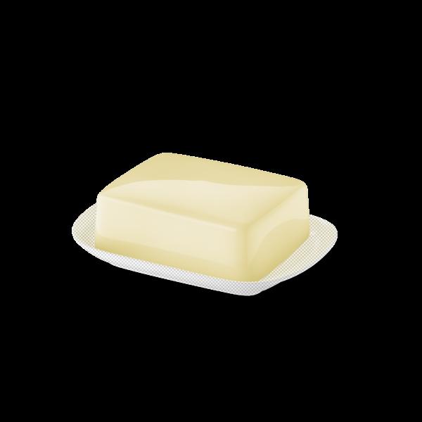 Butterdose Oberteil Vanille