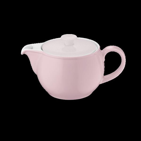 Teekanne Unterteil Zartrosa (0,8l)