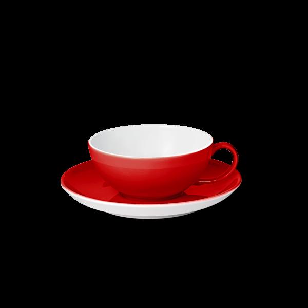 Set Teetasse Signalrot (0,22l)