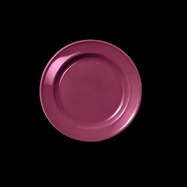 Dessertteller Himbeere (19cm)