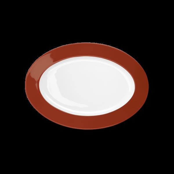 Oval Platter Paprika (29cm)