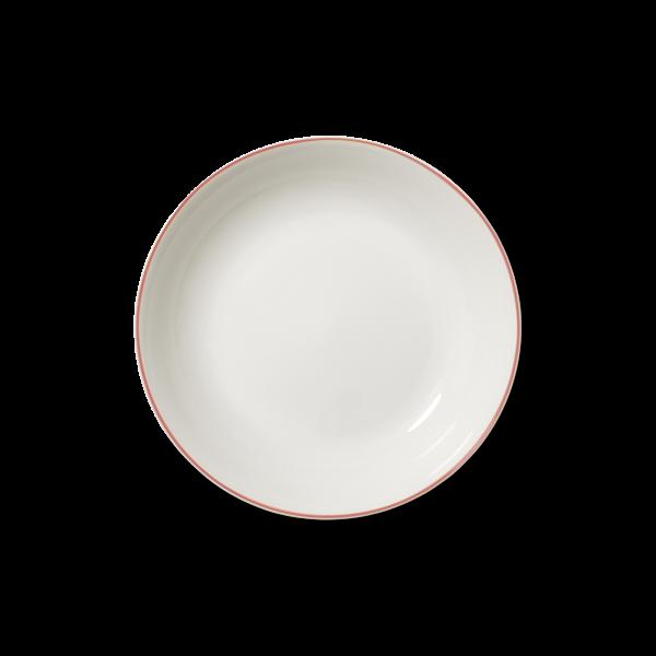 Suppenteller Rot (22,5cm)