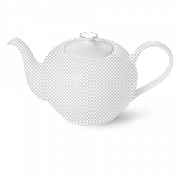 Deckel Teekanne 1,30 l grau