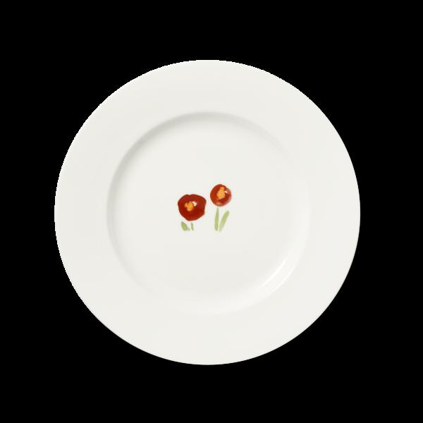 Speiseteller Rot (28cm)