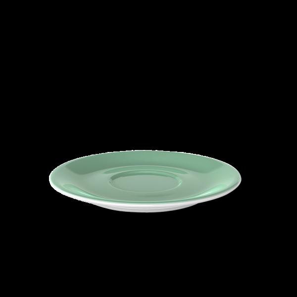 Jumbo Untertasse Smaragd (19,5cm)