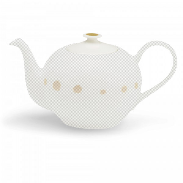 Lid of teapot 1,30 l white