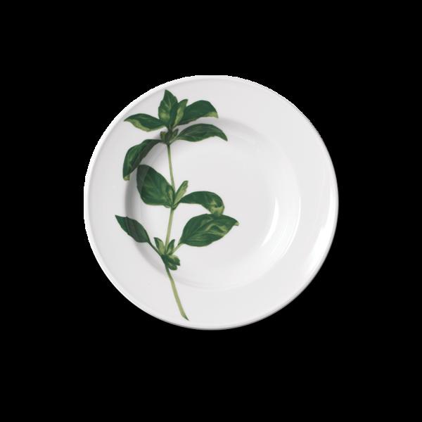 Suppenteller Basilikum (23cm)