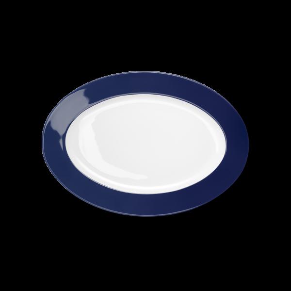 Oval Platter Navy (29cm)