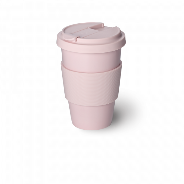 Solid Color Coffee-To-Go Becher Puder (0,35l)