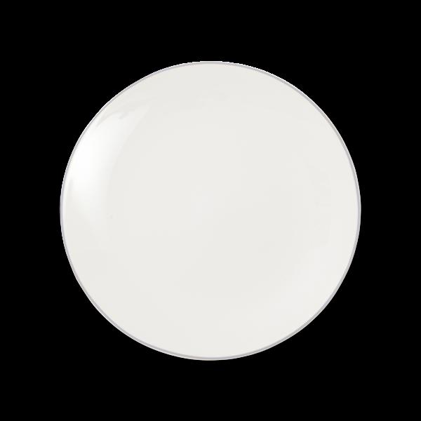 Speiseteller Grau (28cm)